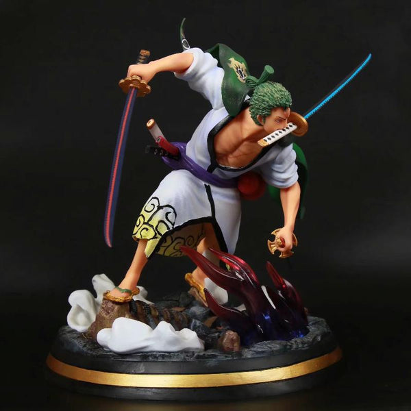 One Piece Anime Figure Roronoa Zoro Wano Country
