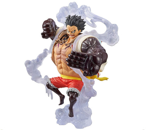 One Piece Luffy Gear fourth Action Figure