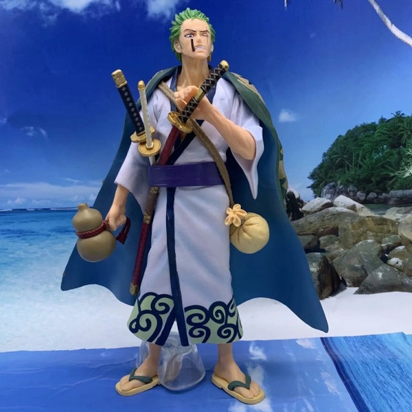 One Piece Zoro wano country Figure