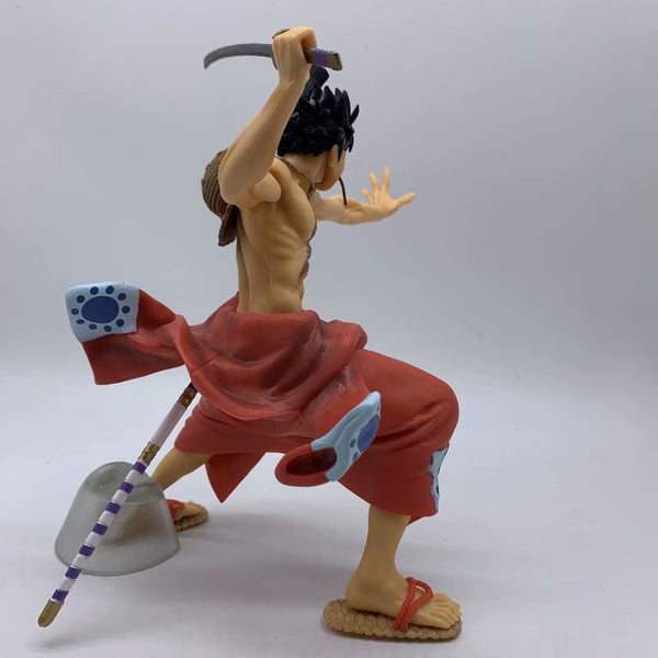 One Piece Monkey D Luffy Action Figure