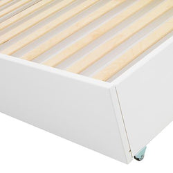 Slats for large bed drawer