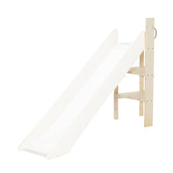 Ladder for slide