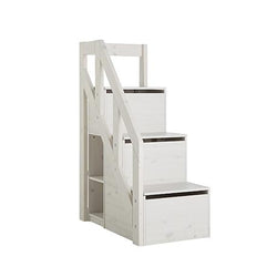 Stepladder for semi-high bed