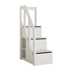 Stepladder for low loft bed