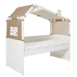 Cool Kids cabin bed with hut SURF