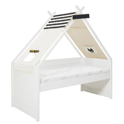 Cool Kids cabin bed with tipi SUPERHERO
