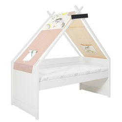 Cool Kids cabin bed with tipi UNICORN