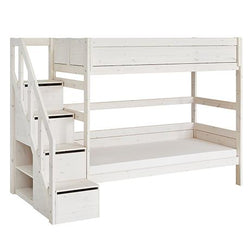 Bunkbed with stepladder