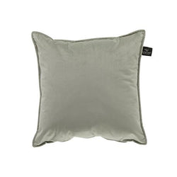 Cushion velours soft green