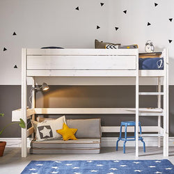 Low high bed