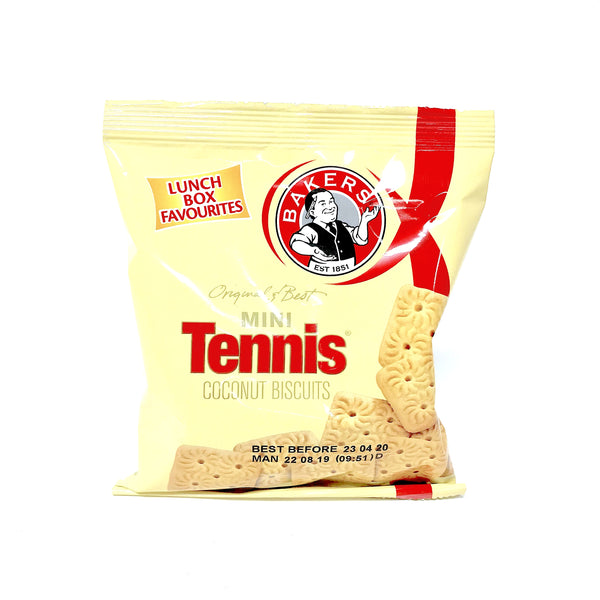 Bakers Tennis Biscuits - Mini Bag