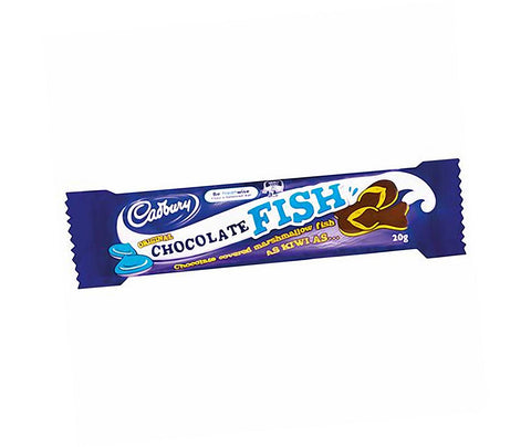 Cadbury Chocolate Marshmallow Fish 20g
