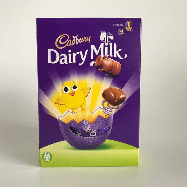 Cadbury Dairy Milk Chocolate Egg In A Box