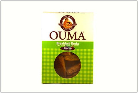 Ouma Breakfast Rusks Oat, Raisin and Apple