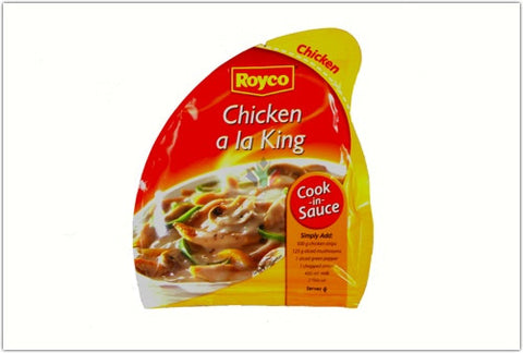 Royco Chicken a la King Cook in Sauce