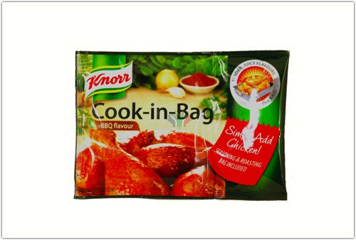 Knorr Cook in Bag BBQ