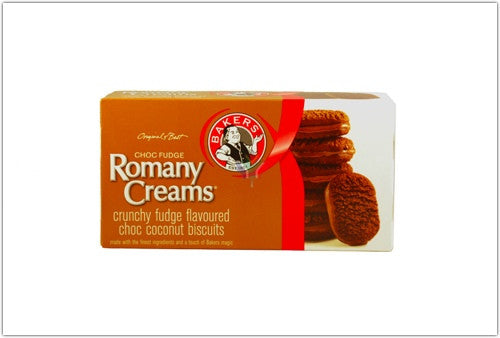 Bakers Fudge Romany Creams