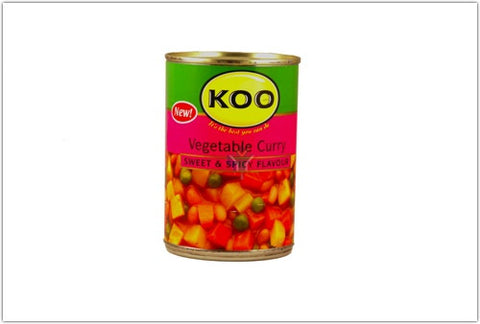 Koo Vegetable Curry