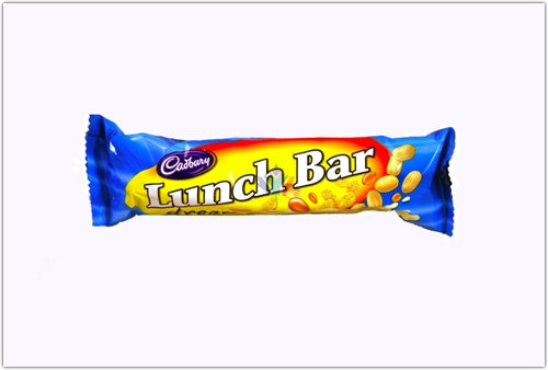 Cadbury Lunch Bar White