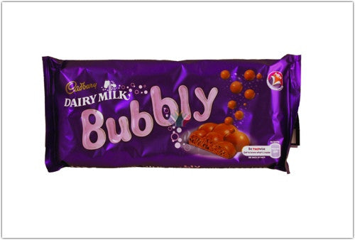 Cadbury Bubbly 180g