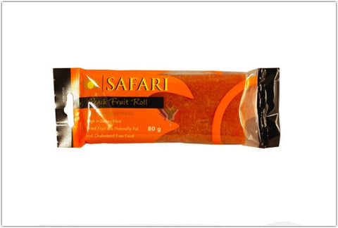 Safari Peach Roll