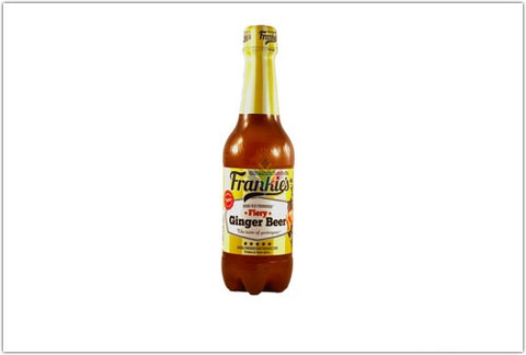 Frankies Fiery Ginger Beer
