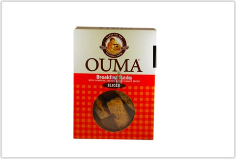 Ouma Breakfast Rusks Pumpkin and Sesame