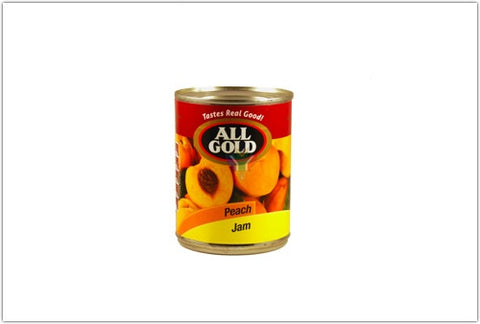 All Gold Peach Jam