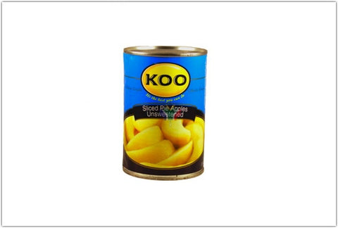 Koo Sliced Pie Apples