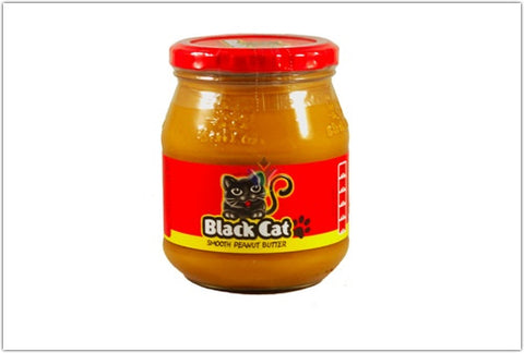 Black Cat Smooth Peanut Butter