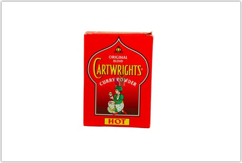 Cartwrights Hot Curry Powder