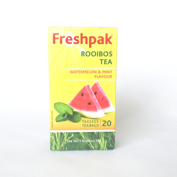 Freshpak Rooibos Tea Watermelon & Mint flavour