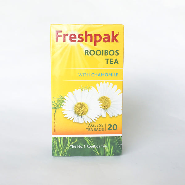 Freshpak Rooibos Tea with Chamomile