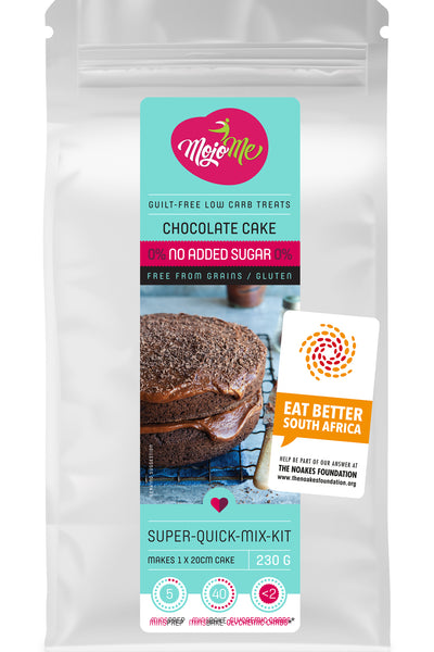 MojoMe Chocolate Cake Mix