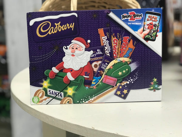 Cadbury Christmas Box