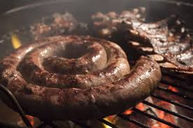 Traditional Boerewors  (ONLY AVAILABLE IN STORES)