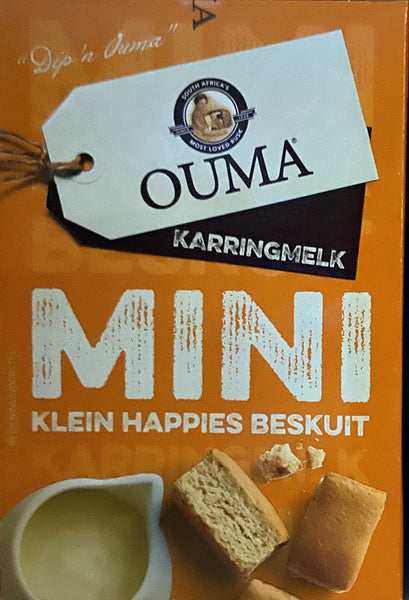 Ouma Mini Bite Size Buttermilk 200g