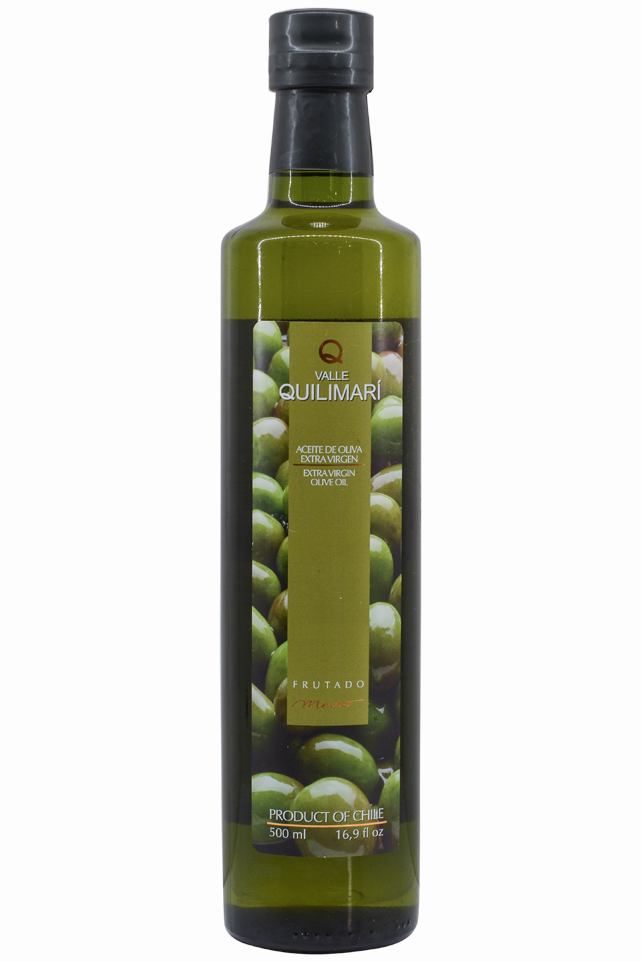 Aceite Valle Quilimari Medio 500ml