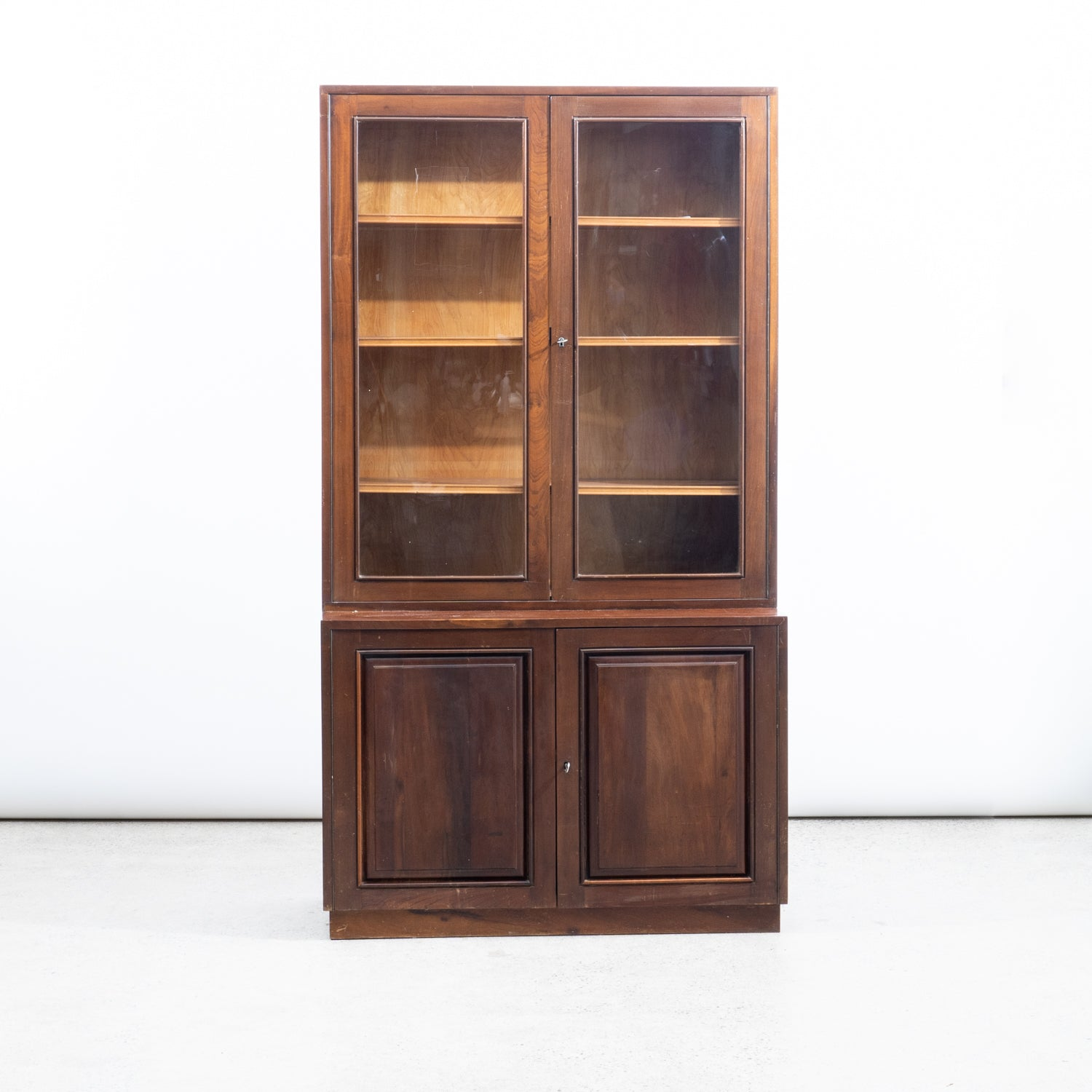 Antique Display Cabinet / Hutch