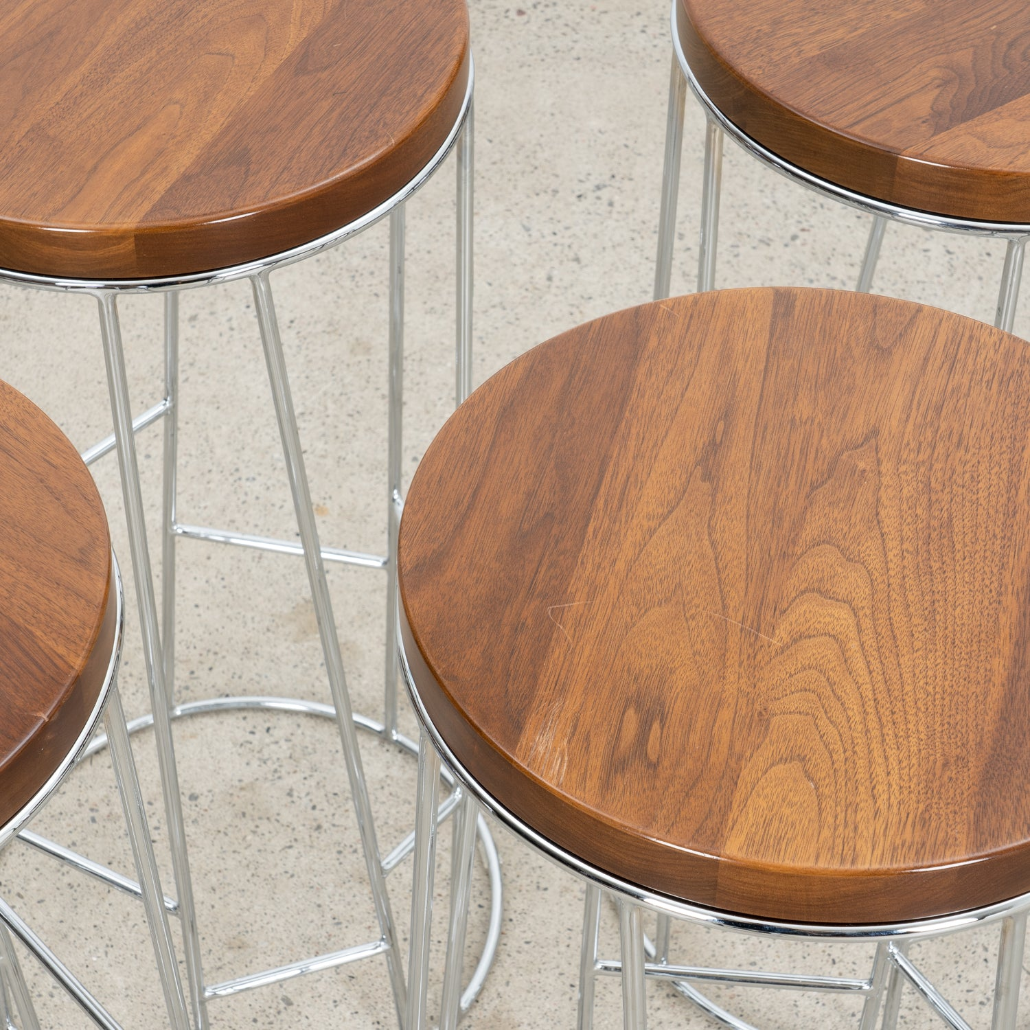 'Forest' Bar Stools by Arik Levy