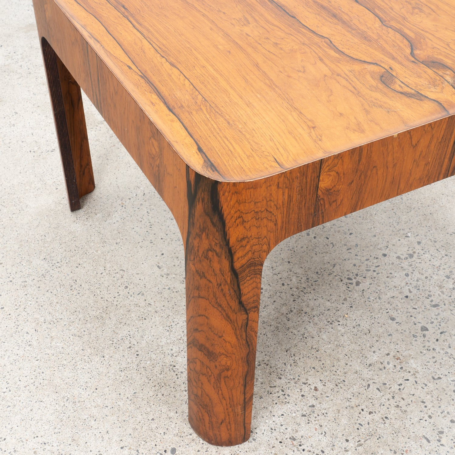 Rosewood Side Table