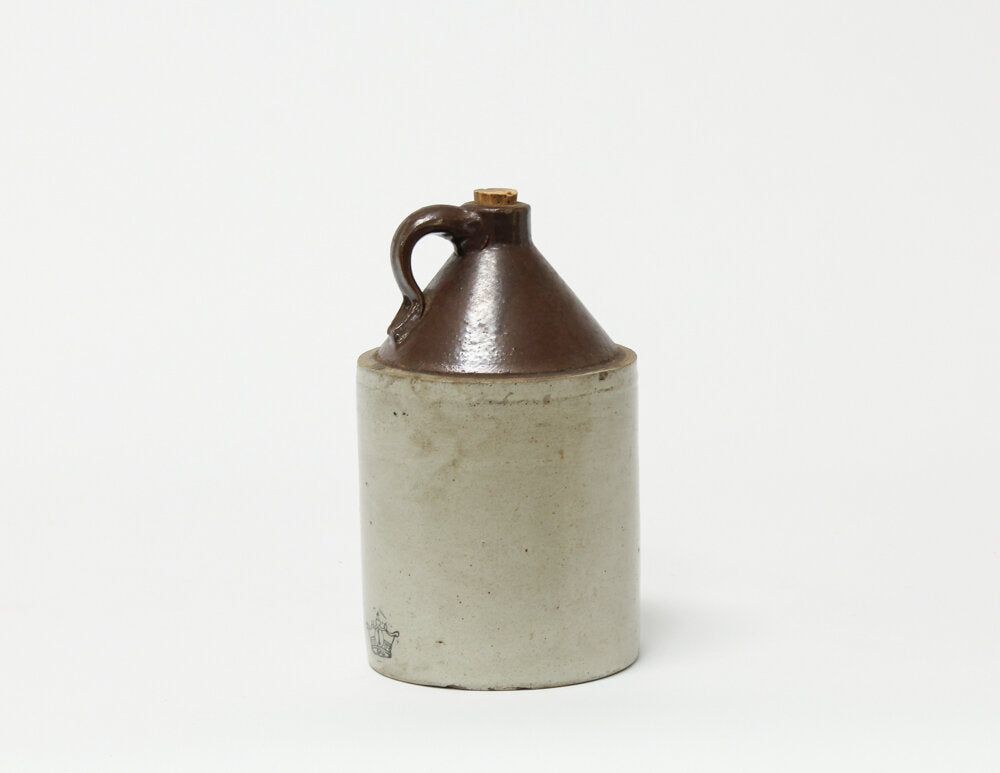 Brown Crock Jug