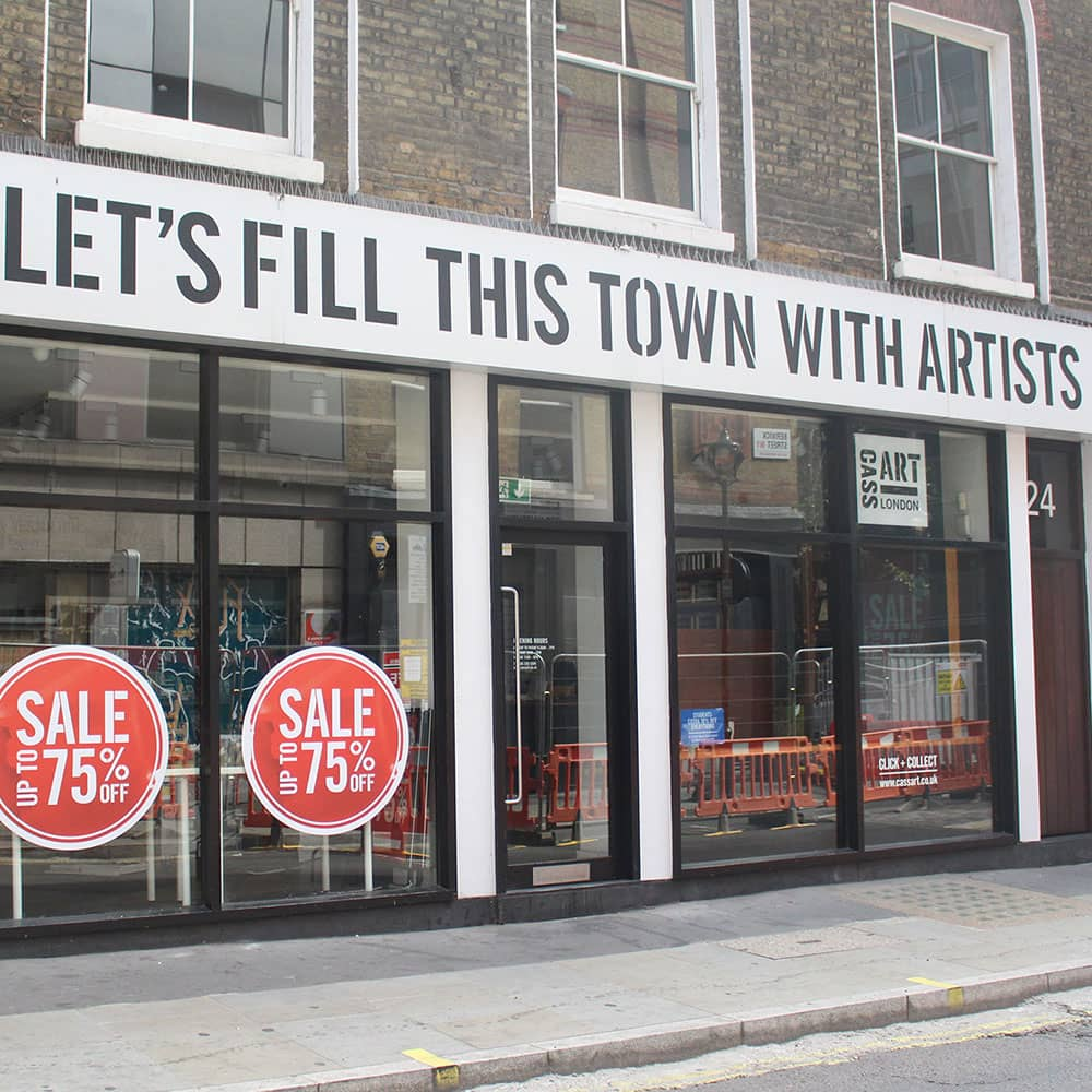 Creative Inspiration: Art Supply Shops in London