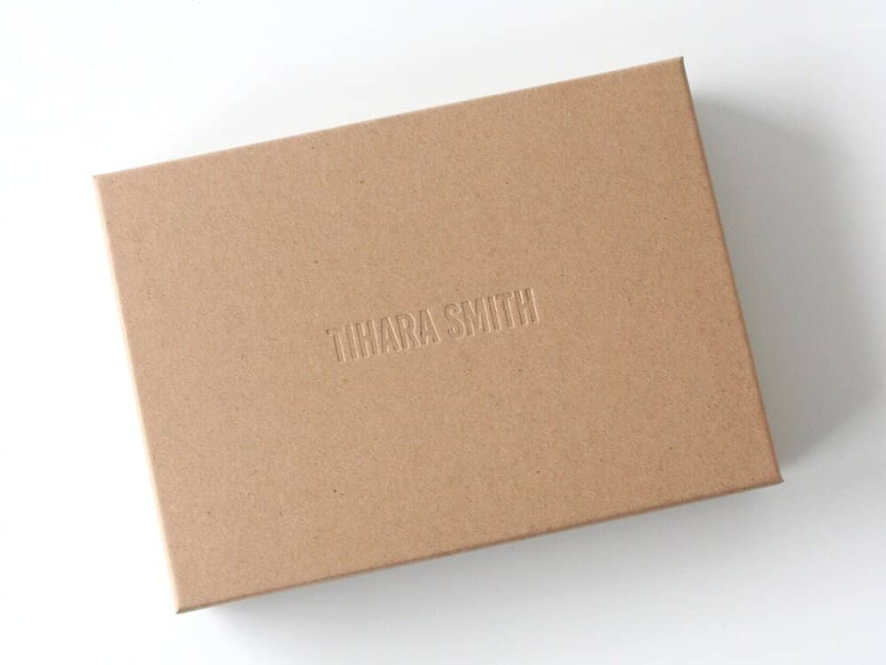 Tihara Smith sustainable packaging