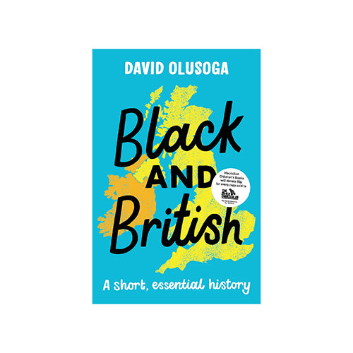 Image of Black and British: A Short Essential History by David Olusoga