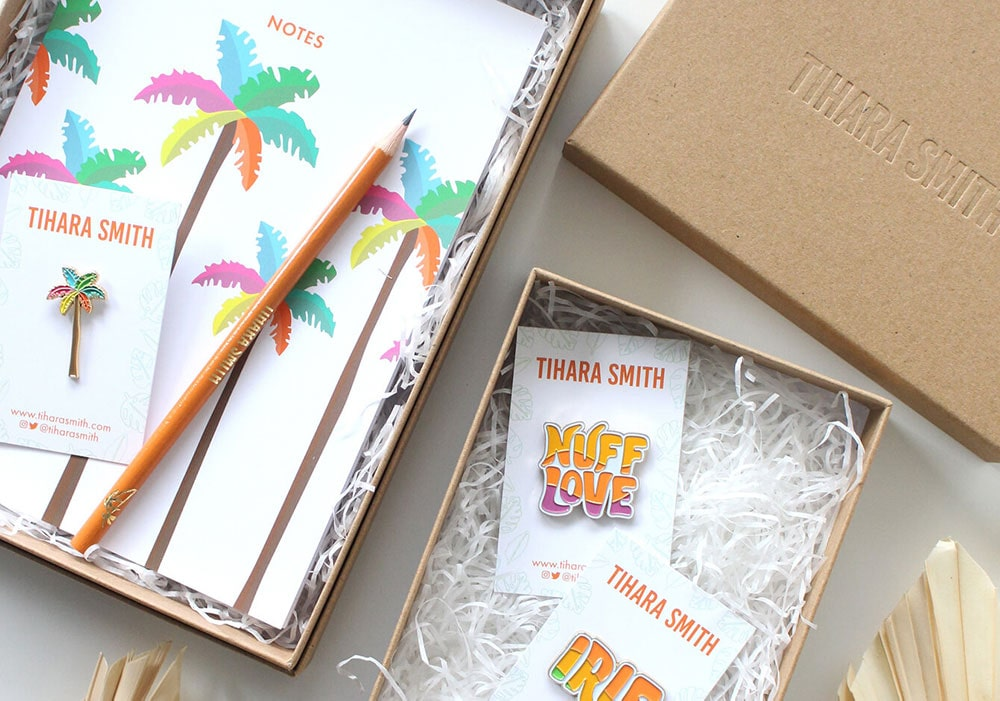 Image of tropical gift sets