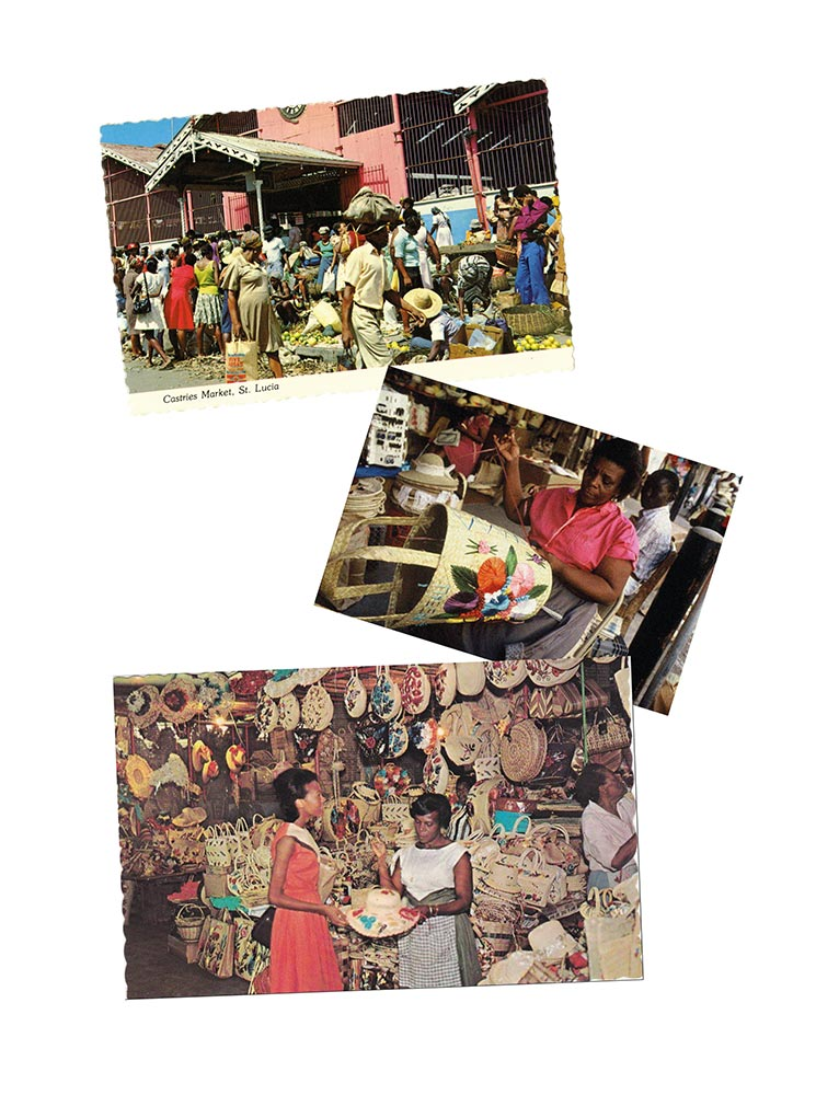 Caribbean market research images
