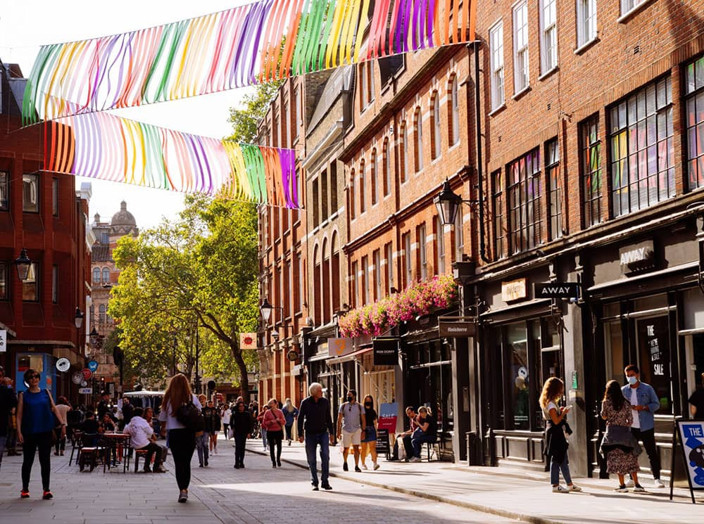 Image of Seven Dials London