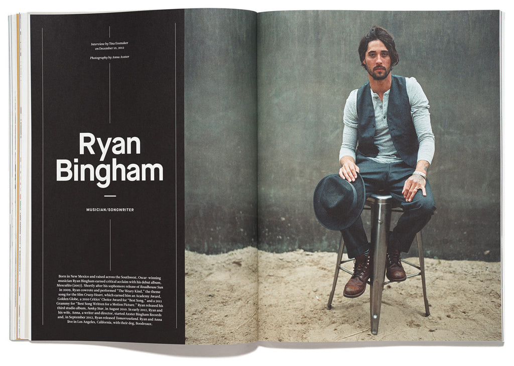 The Great Discontent, Issue 1: Ryan Bingham