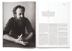 The Great Discontent, Issue 3: Iron & Wine